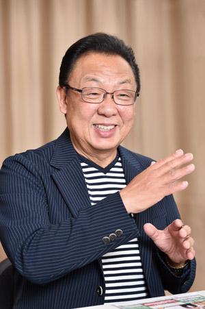 俳優 梅沢富美男さん|インタビュー|リビング京都